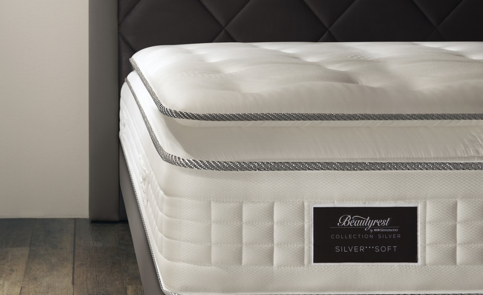 matelas beautyrest by simmons house of comfort luxembourg. Black Bedroom Furniture Sets. Home Design Ideas